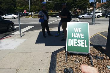 We Have Diesel